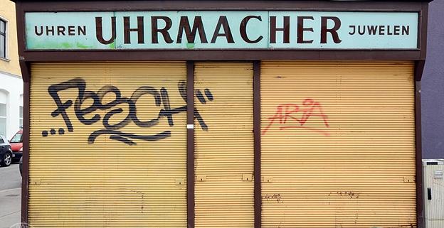 Uhrmacher Philipp Weinmann: 1020 Wien, Untere Augartenstrasse 20