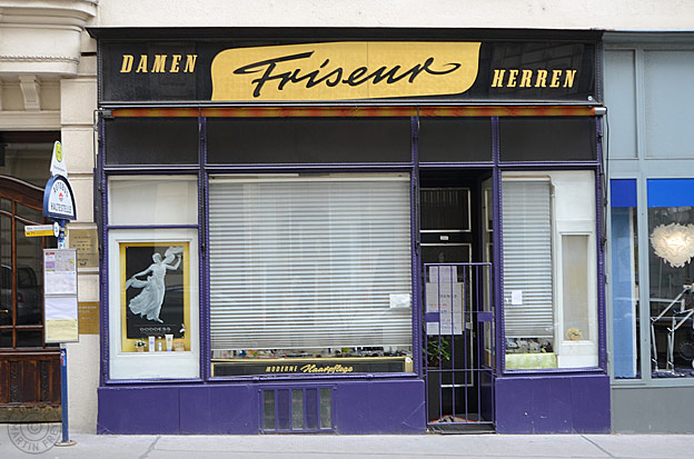 Damen-Herren-Friseur Christine Endresz: 1080 Wien, Piaristengasse 2-4
