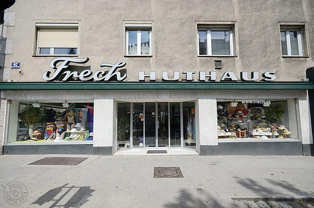Huthaus Frech: 1110 Wien, Simmeringer Hauptstraße 97