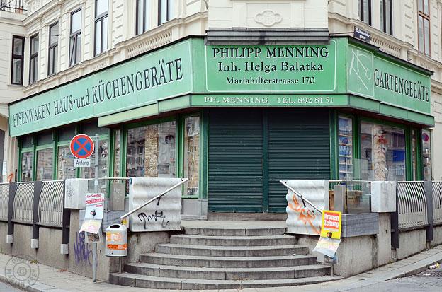 Haus- und Küchengeräte Philipp Menning: 1150 Wien, Mariahilfer Strasse 170