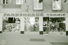 Farbenhaus Szenkovits & Co: 1120 Wien, Meidlinger Hauptstrasse 60