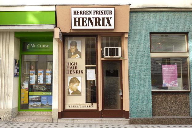 Herren Friseur Henrix: 1010 Wien, Wipplingerstraße 23