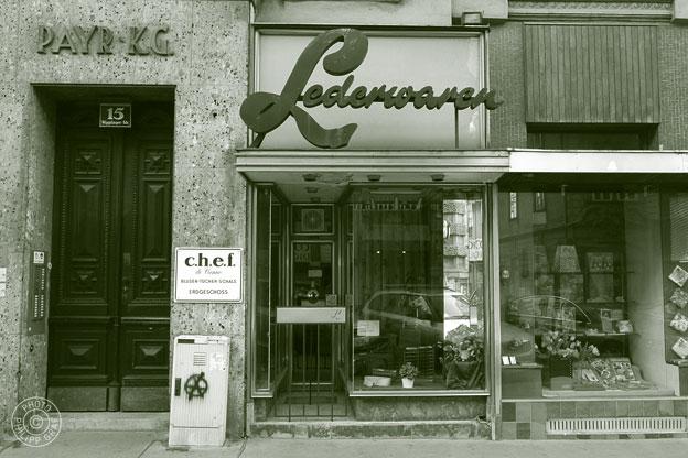 Lederwaren Alexandra Hillebrand: 1010 Wien, Wipplingerstraße 15