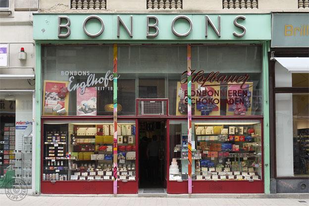 Bonbons Neubaugasse: 1070 Wien, Neubaugasse 18