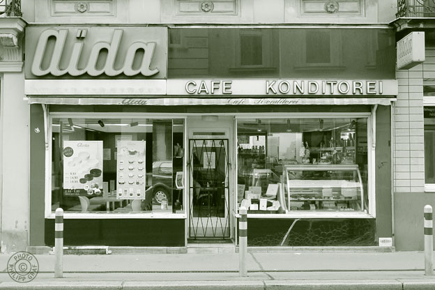 Aida Konditorei 1070 Wien: 1070 Wien, Kaiserstraße 37