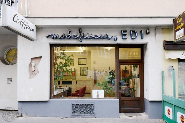 Coiffeur Edi: 1040 Wien, Schelleingasse 26
