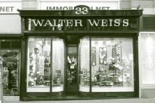 Walter Weiss: 1060 Wien, Mariahilferstraße 33