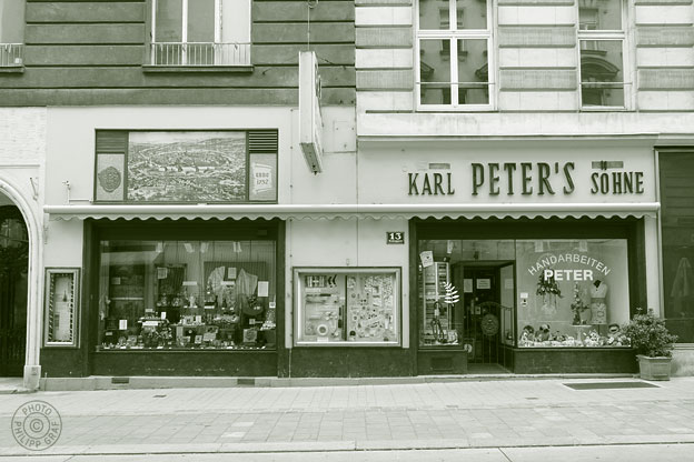 Karl Peter's Söhne: 1070 Wien, Neubaugasse 11-13