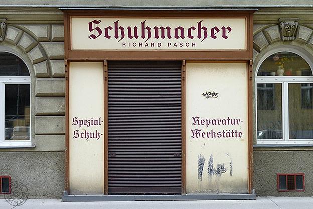 Schuhmacher Richard Pasch: 1020 Wien