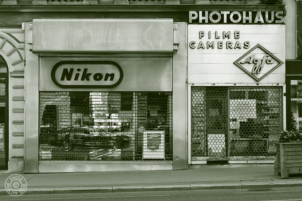 Photohaus Richard Joakim: 1060 Wien, Getreidemarkt 13