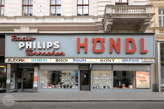 Radio Höndl Co.: 1090 Wien