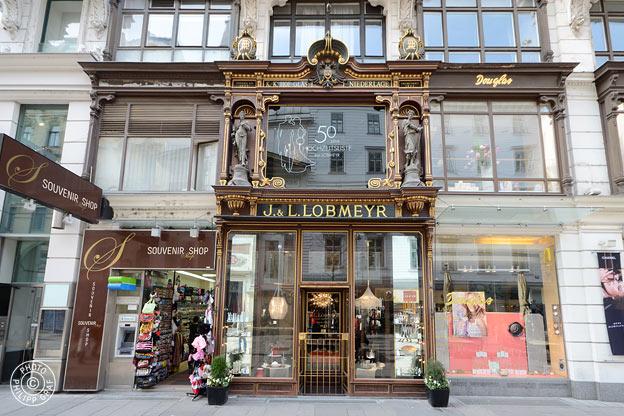 J. & L. LOBMEYR GmbH: 1010 Wien