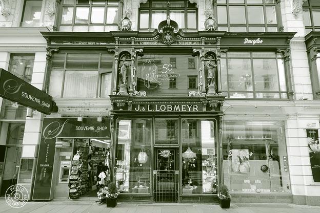 J. & L. LOBMEYR GmbH: 1010 Wien, Kärntner Straße 26