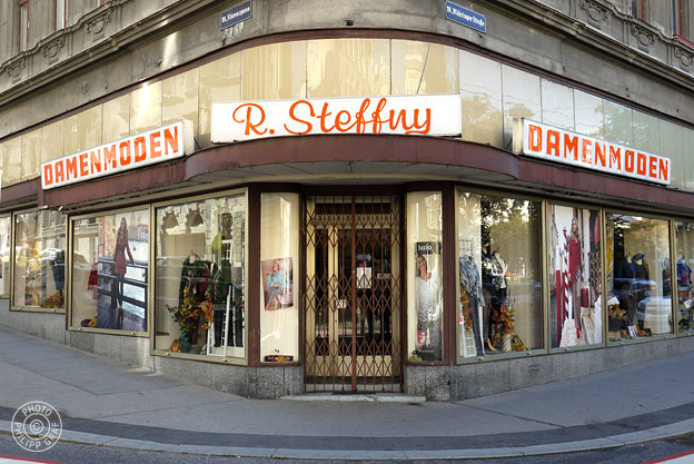 Steffny Moden GmbH: 1180 Wien, Währingerstrasse 143