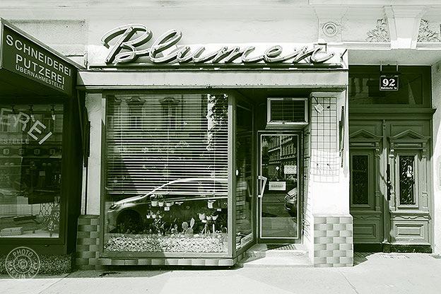 Blumen Kralicek: 1140 Wien, Hütteldorfer Strasse 92