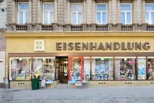 Eisenhandlung Menzel: 1090 Wien, Alserbachstrasse 4