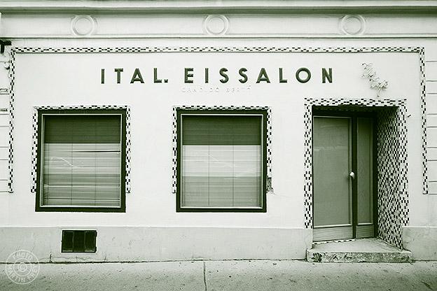 Eissalon Berto: 1080 Wien, Lange Gasse 56