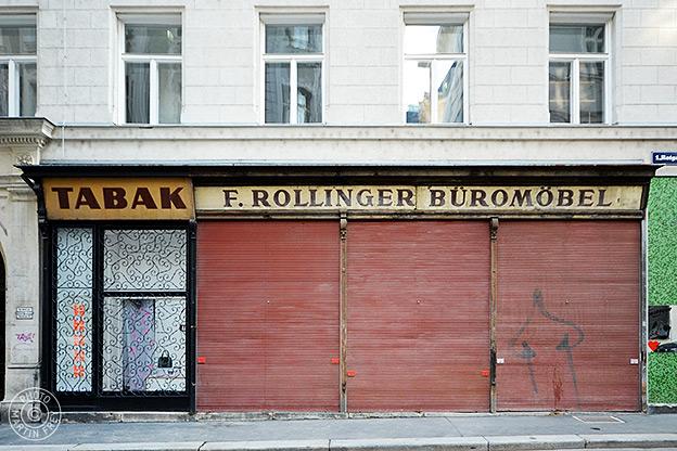 F. Rollinger Büromöbel: 1010 Wien