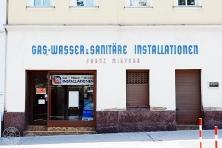 Gas, Wasser und sanitaere Installationen, Franz Mikyska: 1100 Wien, Favoritenstrasse 149
