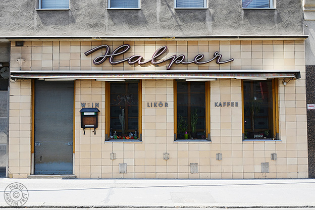Halper - Wein, Likoer, Kaffee: 1100 Wien, Favoritenstrasse 214