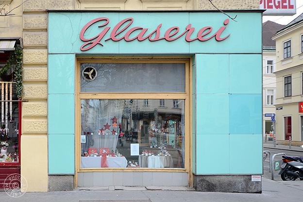 Ortner Glas: 1070 Wien, Mondscheingasse 4