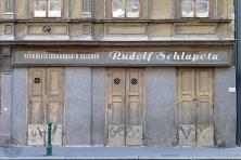 Pferdefleischhauer und Selcher Rudolf Schlapota: 1090 Wien, Liechtensteinstrasse 28