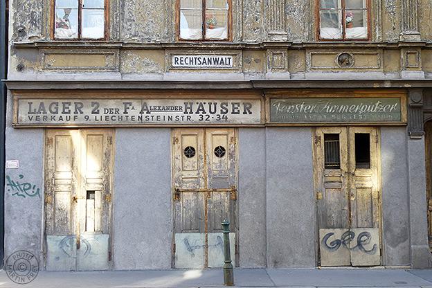Pferdefleischhauer und Selcher Rudolf Schlapota: 1090 Wien