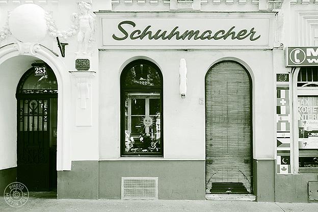 Schuhmacher Fleckl KEG: 1140 Wien, Hütteldorfer Strasse 253