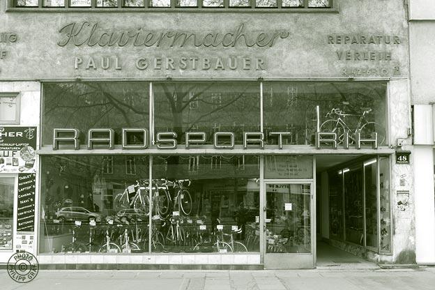 Sporthaus Rih: 1020 Wien, Praterstraße 48