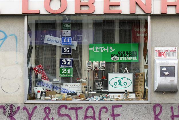 Stempel Lobenhofer: 1060 Wien