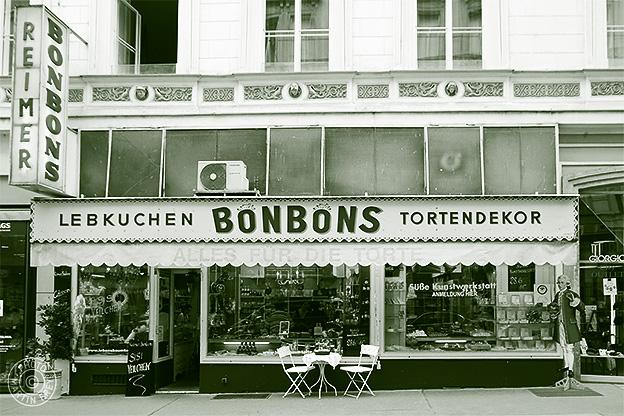 Suesswaren, Tortendekor Walter Reimer: 1010 Wien