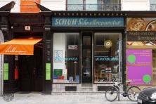 Schuh-Schnellreparatur Viktor Moldovansky: 1010 Wien, Köllnerhofgasse 6