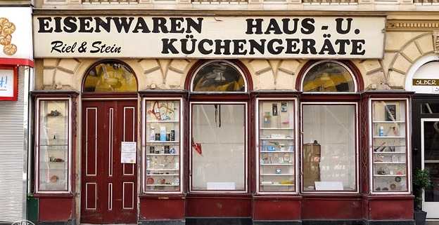 Riel & Stein OEG Haus- u Küchengeräte: Wien 1180, Währingerstraße 107