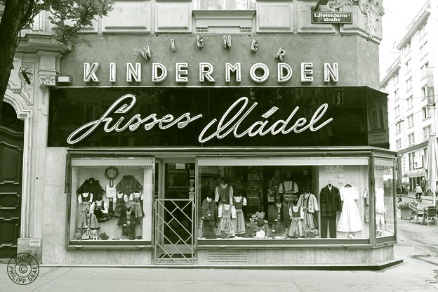 Wiener Kindermoden Süsses Mädel: 1010 Wien, Rotenturmstraße 21
