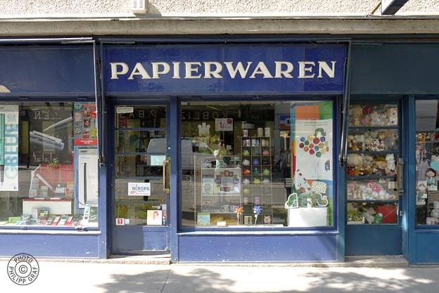 Papierwaren Rechberger: 1140 Wien