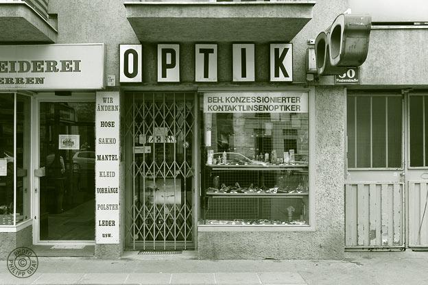 Optik Béla Ellinger GmbH: 1020 Wien, Praterstraße 30