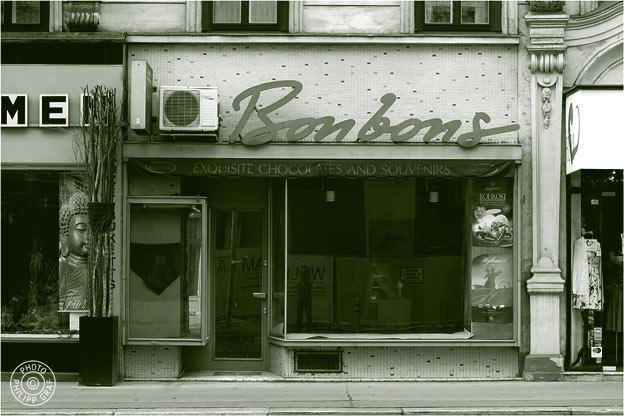 Bonbons Anzinger: 1090 Wien, Währinger Straße 5-7