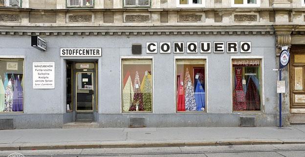 Conquero Stoffe Inh. Robert Gunacker: 1160 Wien, Neulerchenfelder Strasse 65