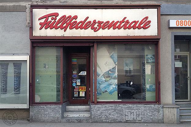 Füllfederzentrale, 1170 Wien