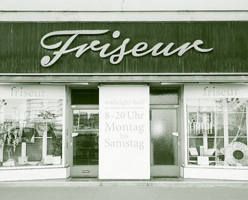 Frieseur Julianna Szegedi, 1040 Wien
