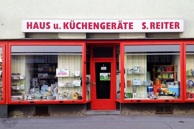 Haus und Küchengeräte Siegfried Reiter, 1020 Wien