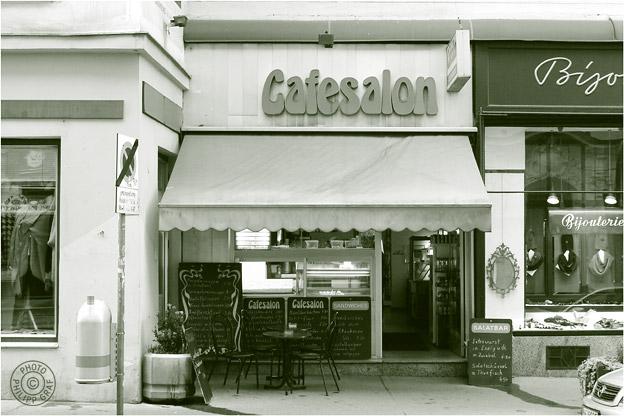 Cafesalon: 1080 Wien