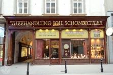 Theehandlung Joh. Schoenbichler: 1010 Wien