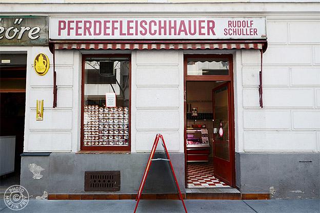 Pferdefleischhauer Rudolf Schuller GmbH: 1220 Wien