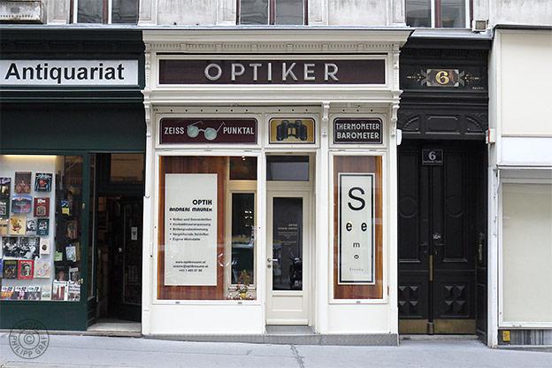 Optik Maurer: 1080 Wien