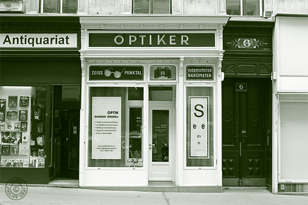 Optik Maurer: 1080 Wien