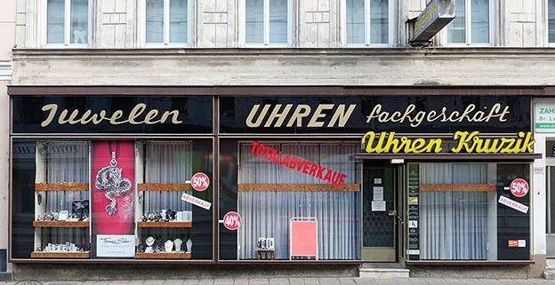 Uhren Juwelen Günther Kruzik: 1150 Wien