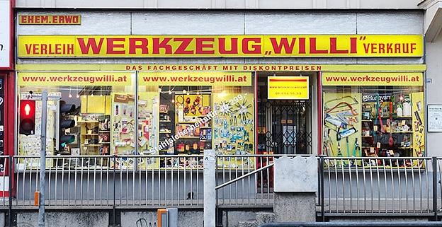Werkzeug Willi: 1150 Wien