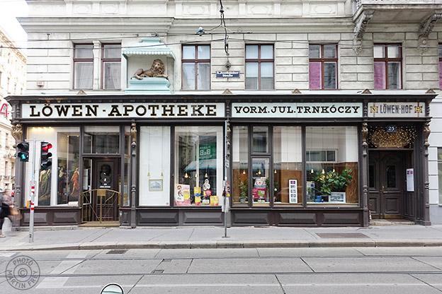 Alte Löwen-Apotheke: 1080 Wien