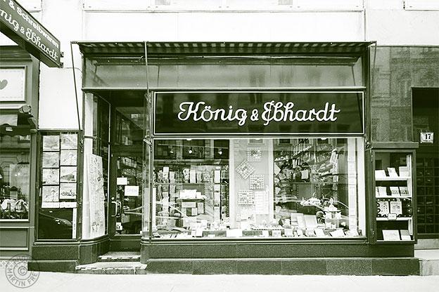 König & Ebhardt - Inh. Gerhard Binder: 1010 Wien